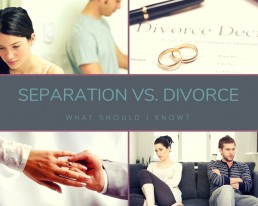 Separation vs Divorce - Clarity Divorce