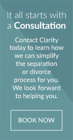 Contact sidebar Consultation with a Book now button - Clarity Divorce